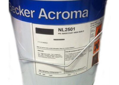 Becker Acroma Basecoat